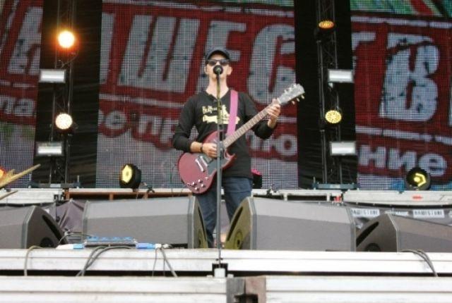 Эдмунд Шклярский, вокалист рок-группы «Пикник».