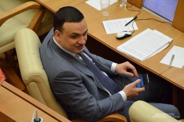 ВЕкатеринбурге избили депутата Заксобрания