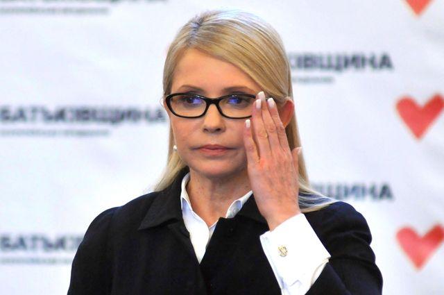 БПП призывает рассмотреть газовый договор Тимошенко как государственную измену