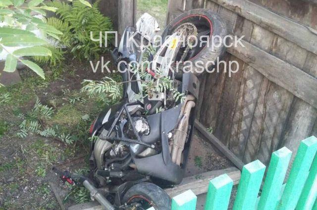 Инцидент произошёл краевом центре около 20:00 в понедельник, 5 июня на улице Боткина, 50.