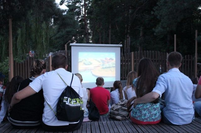 Заводоуковск будет центром уличного кино