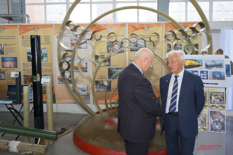 В выставке приняли участие более 50 компаний.