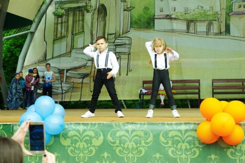 В Новосибирске немало талантливых и популярных детских коллективов