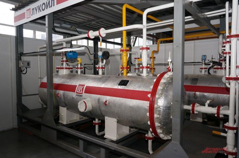 Уникальная мобильная установка подготовки скважинной продукции, разработанная пермскими нефтяниками.