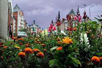 В Салехарде начинается сезон благоустройства города.