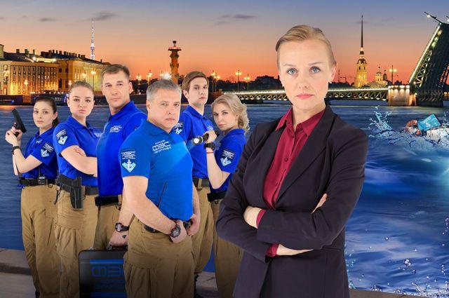 Премьера под занавес сезона - сериал «Акватория» - тут же собрала 10,8%  московских телезрителей.