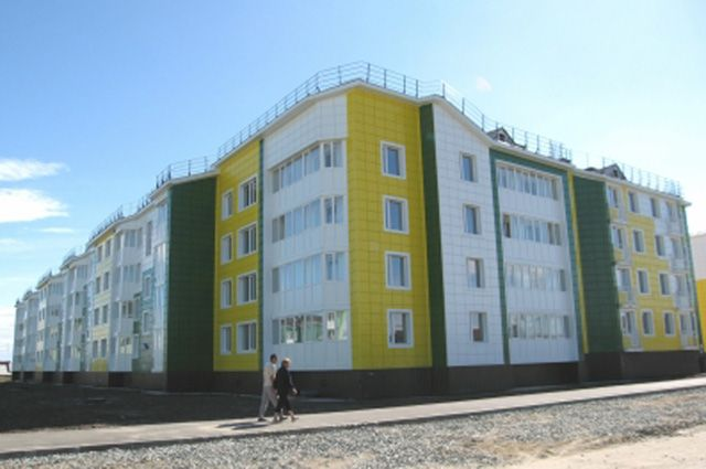 В Лабытнанги 16 семей получили жилищные субсидии.
