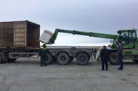 Старец Илий подарил жителям арктического региона 20 тонн муки.