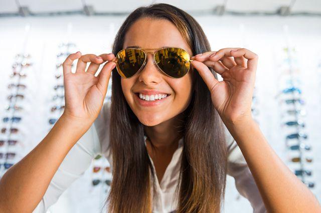 Гляди в оба. Как выбрать солнцезащитные очки - Real estate