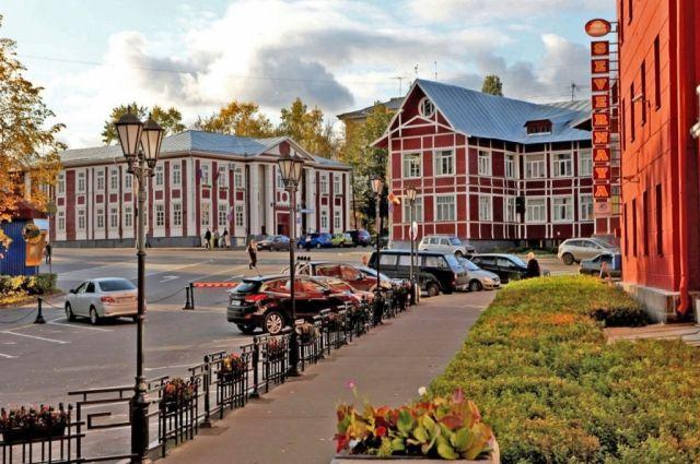 Деньги для Петрозаводска через статус