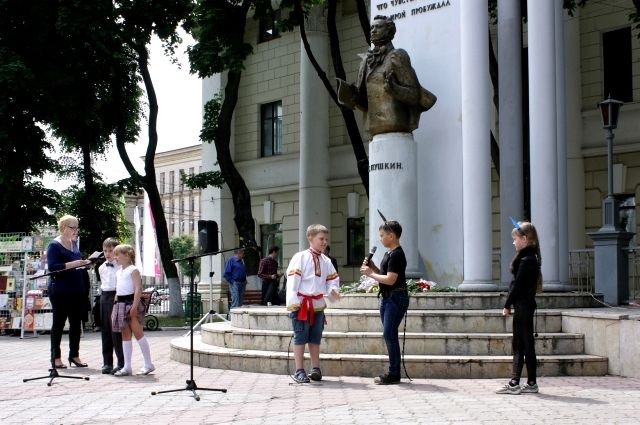 ВЮжно-Уральском педагогическом университете отметят день рождения Пушкина