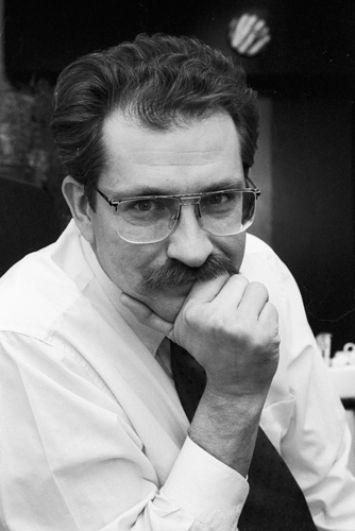 Телеведущий и журналист Влад Листьев.