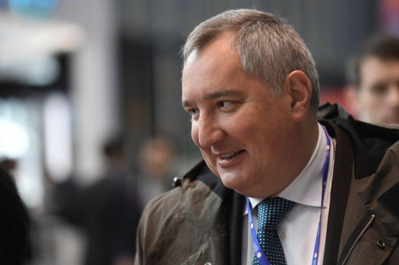 Заместитель Председателя Правительства Российской Федерации Дмитрий Рогозин.