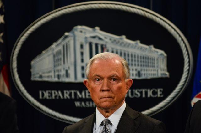 Генпрокурор США может уйти вотставку из-за разногласий сТрампом