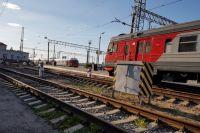 Электрички изменят расписание на перегоне Омск-Называевск.