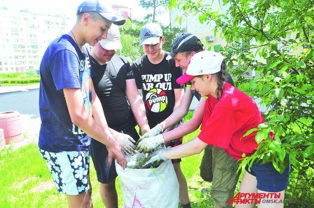 В Ноябрьске открылось трудовое лето.