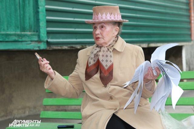 Пенсионерка Любовь Уразовская отказалась платить за капремонт.