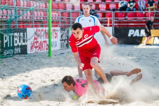 Новый чемпионат Украины по пляжному футболу стартует на этой неделе