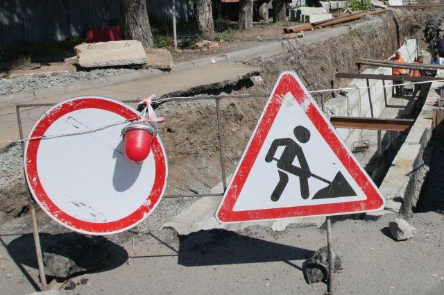Движение транспорта ограничат натрёх дорогах вЧелябинске