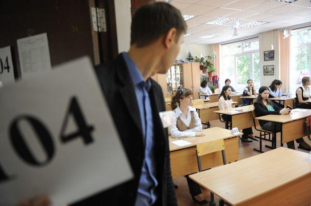Ямальские школьники сдают ЕГЭ по физике и литературе.