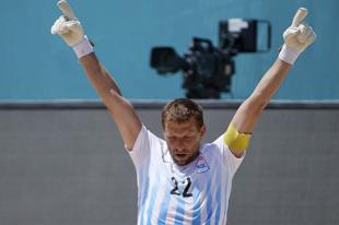 Виталий Сидоренко пляжный футбол