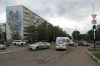 В Оренбурге в тройном ДТП пострадал 2-летний ребенок