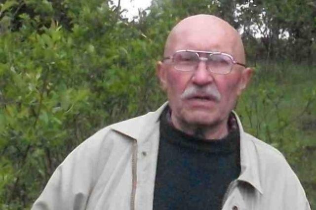 Рудольф Веденеев пропал 5 июня.