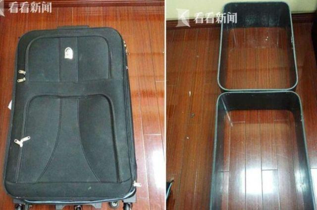 Ваэропорту Шанхая задержали женщину счемоданом изкокаина
