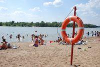 Начало купального сезона связано с риском роста происшествий на водоемах города.