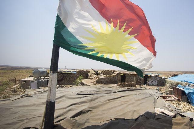 Иракский Курдистан назвал дату отделения отИрака