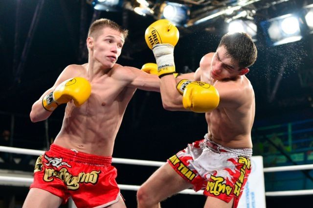 Артем Пашпорин делает ставку на технику бокса.
