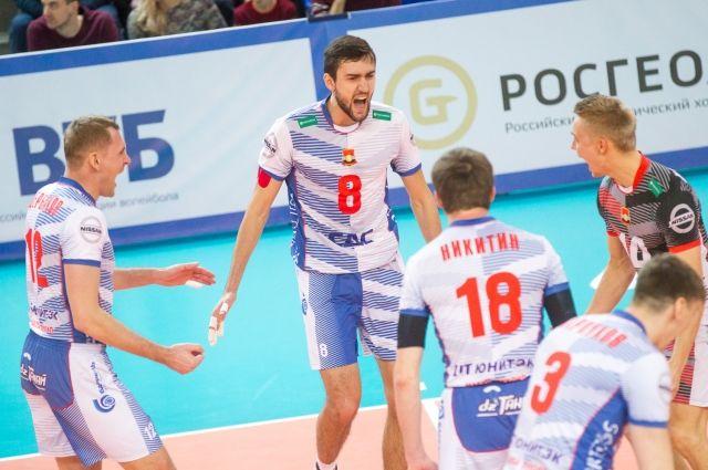 Олимпийский чемпион будет играть за волейбольный «Кузбасс».