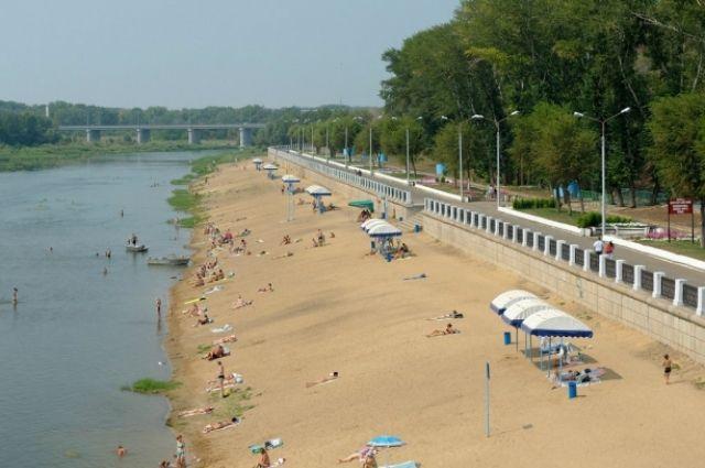 Допуск к эксплуатации пока не получили и пляжи Оренбурга.