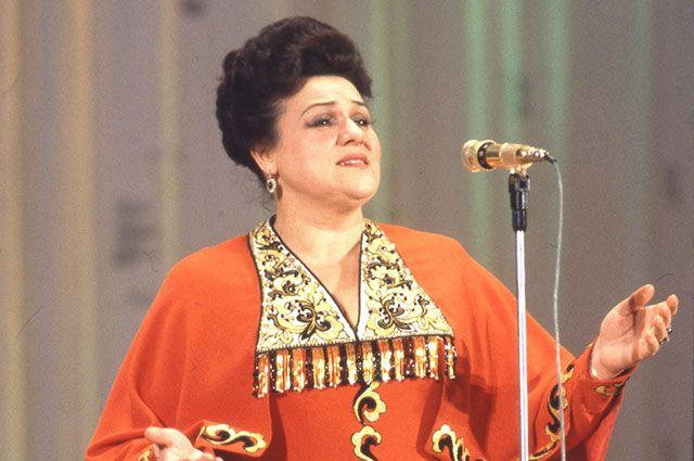 Людмила Зыкина.