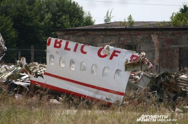 МАК назвал причины крушения самолета Качиньского под Смоленском