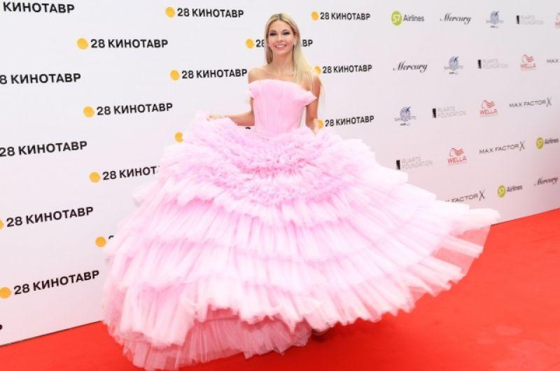 Актриса Наталья Бардо.