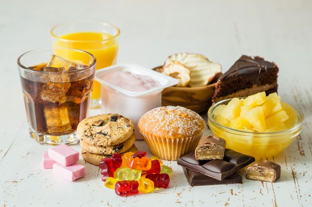 Как правильно отказаться от лишнего сахара