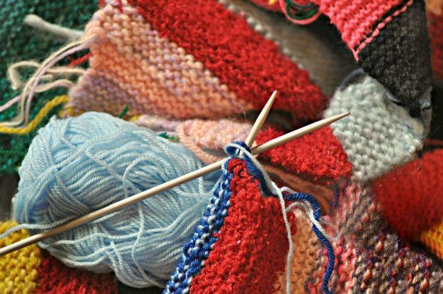 Тюменские рукодельницы докажут горожанам, что вяжут не только бабушки