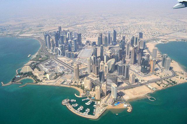 Катар ведет переговоры сИраном иТурцией опоставках продовольствия иводы