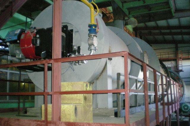 Это оборудование позволило значительно снизить количество отходов производства.