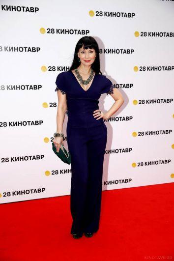 Нонна Гришаева.