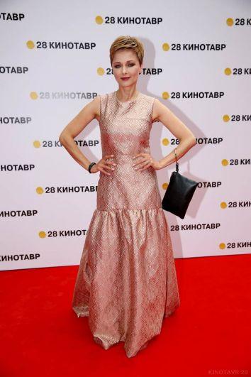 Актриса Дарья Повереннова.