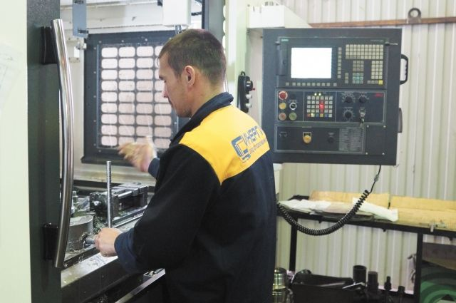 Летом на заводе откроют новый кузнечный цех, где будут работать почти 40 человек.