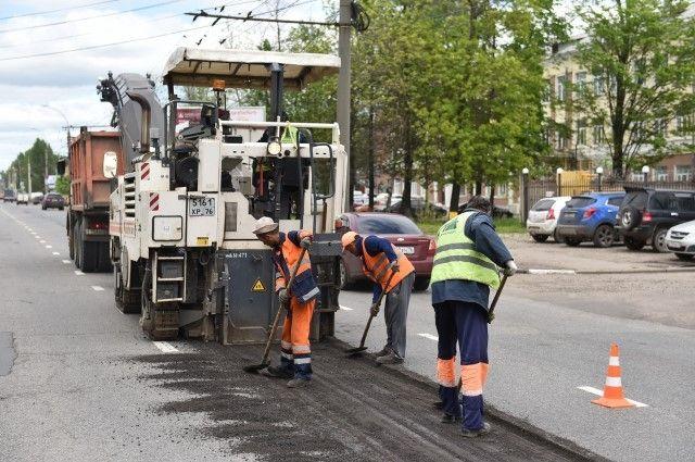 ВЯрославле проверили качество ремонта дороги напроспекте Октября