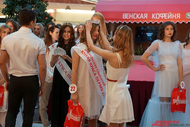 В итоге, «Мисс зрительских симпатий» стала Вера Белик.