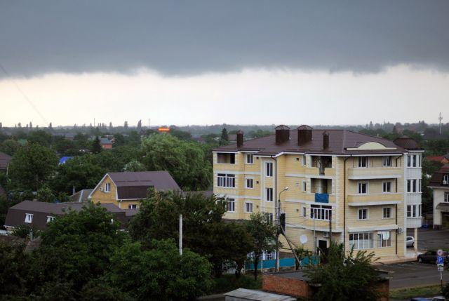 В Омскую область в ближайшие дни придёт циклон.