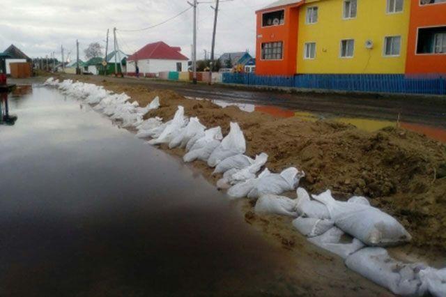 В Овгорте подтопленными остаются 7 домов и 19 придомовых территорий.