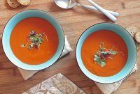Холодные супы готовятся легко и просто.