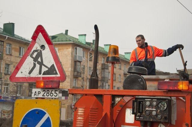 Из-за раскопок улицу перекроют на месяц.