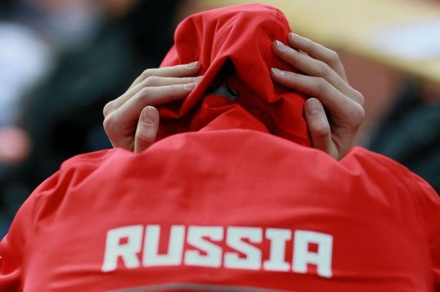 IAAF считает неуместным ношение российскими спортсменами формы цветов флагаРФ